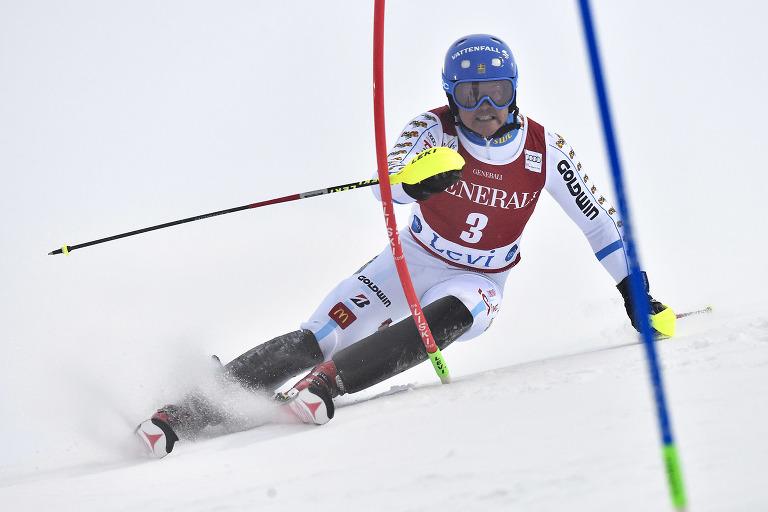 141116 LeviWorld cup slalom Levi menFoto Nisse Schmidt