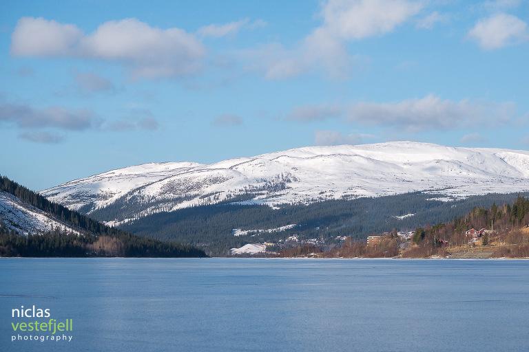 Åresjön - foto: Niclas Vestefjell, fotograf i Åre