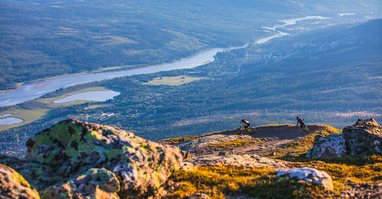 Foto: Niclas Vestefjell fotograf i Åre