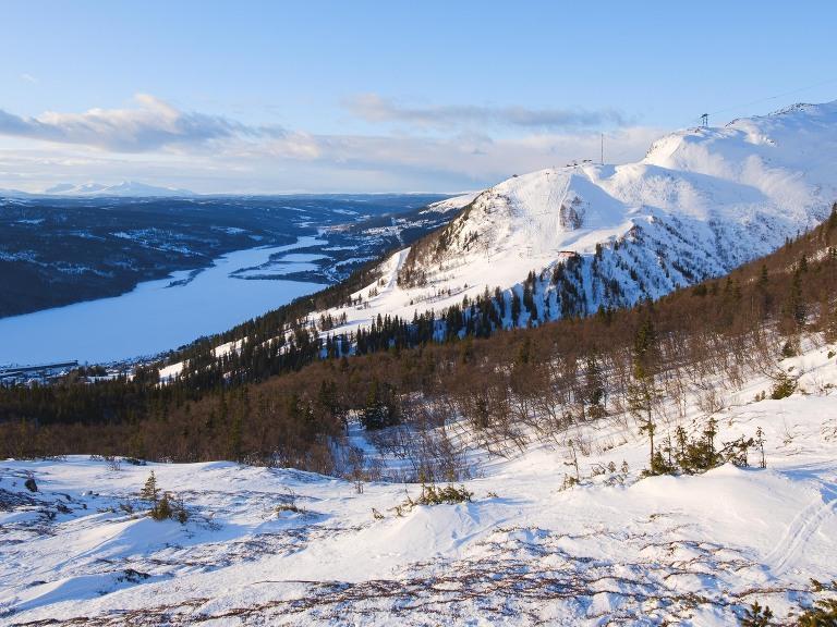Foto av fotograf i Åre Niclas Vestefjell