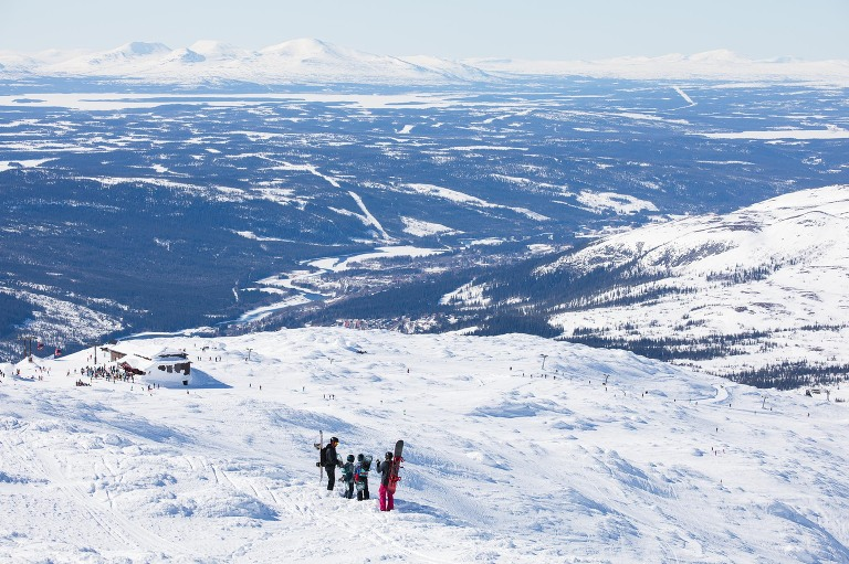 Foto av Niclas Vestefjell fotograf i Åre
